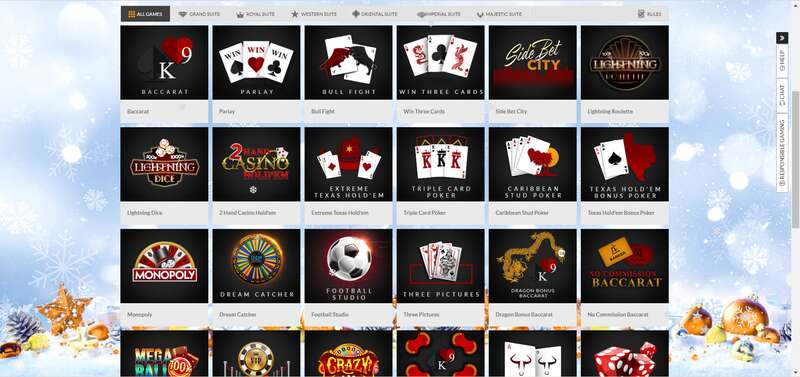 A Gigantic Collection of Games by 188bet India-Live Casino