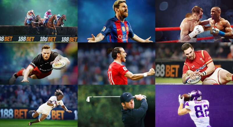 Sports Available in 188Betsport