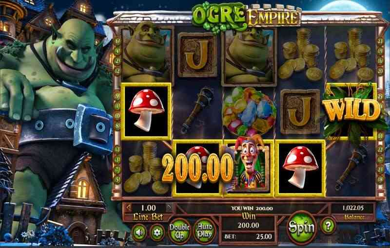 Casino88 Games Collections from 188Bet - Ogre Empire