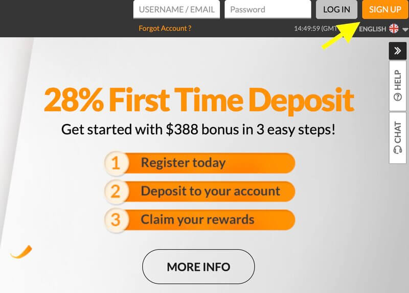 Simple Steps on How to Register 188Bet