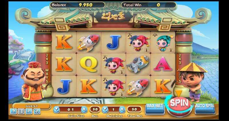 Slot Game 188Bet Collections - 3D Slots