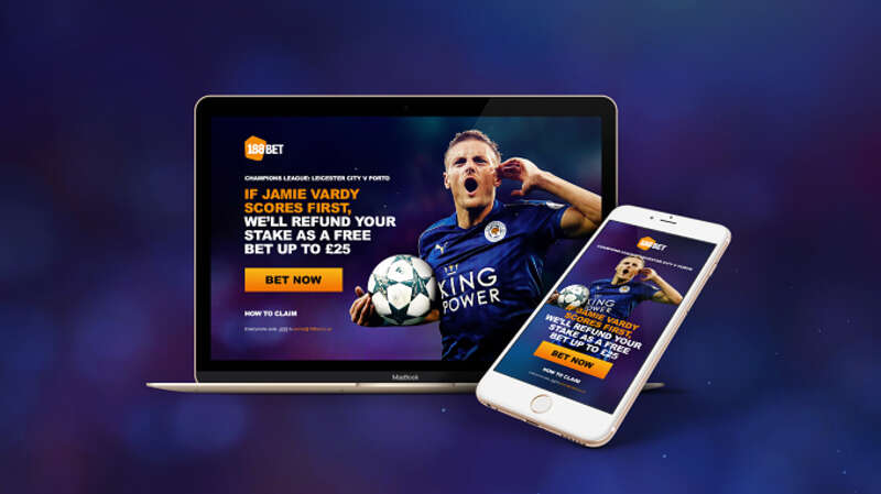 188Bet.Club in Desktop and Mobile