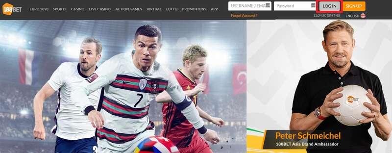 Access Top-Rated Online Entertainment Using Dashboard 188Bet