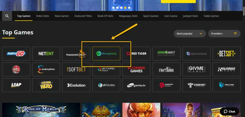 Microgaming Review Why Play Microgaming Games in 188Bet
