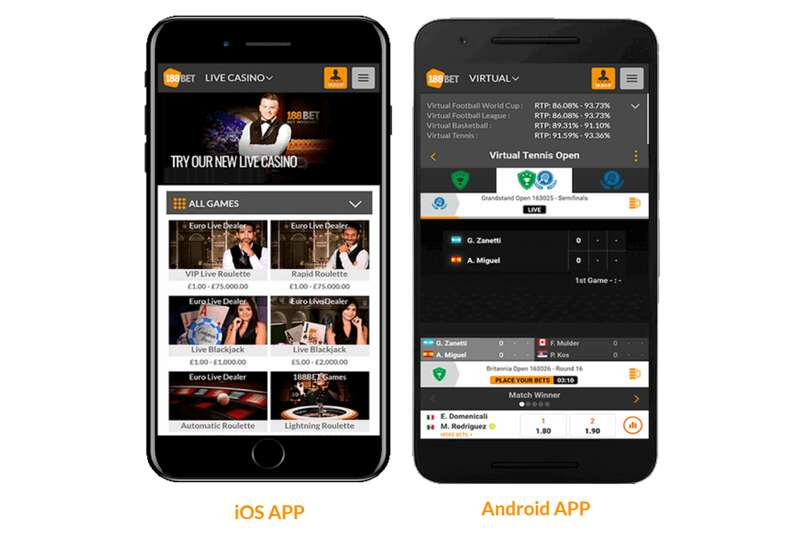 Easy Ways to 188Bet Download for iOS and Android