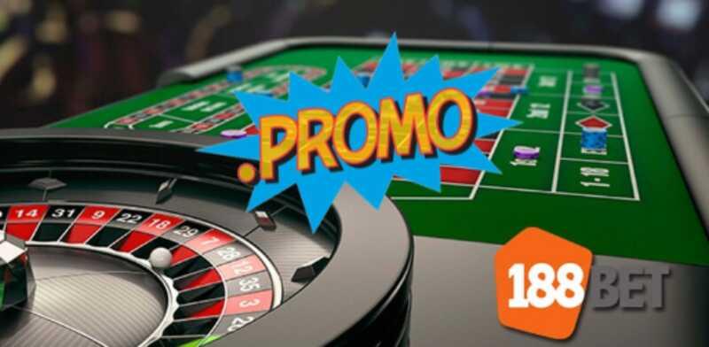 Enjoy Lots of Promos and Bonuses at 188Bet India