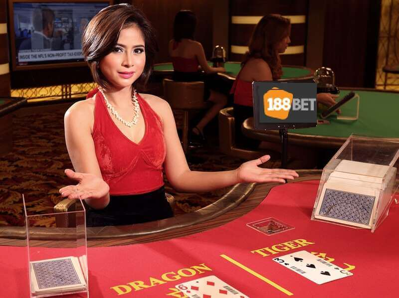 Amazing Experience and Earning from 188BET's Dragon Tiger Casino