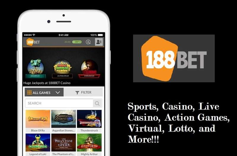 Various Top-Rated Online Leisure Option from M 188BET WAP